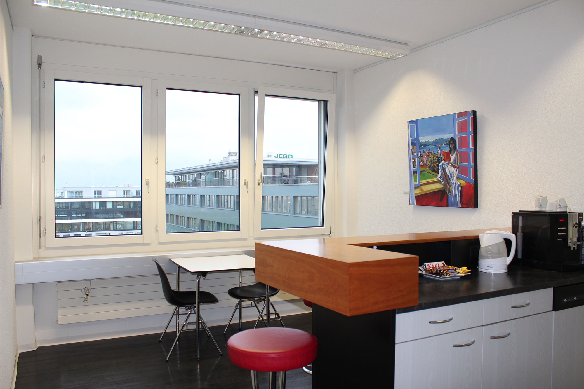 Office space, meeting rooms, virtual office addresses in Switzerland